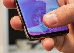 Samsung já corrigiu problema com leitor biométrico dos Galaxy S10 e Note 10