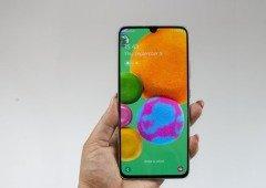 Samsung já registou os nomes para os smartphones Galaxy A de 2021