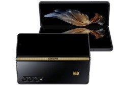 Samsung lança dobrável W22 5G com especificações de topo e preço a condizer