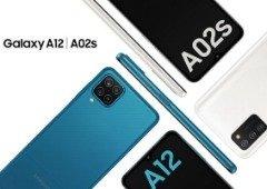Samsung lança dois novos smartphone baratos com grandes baterias