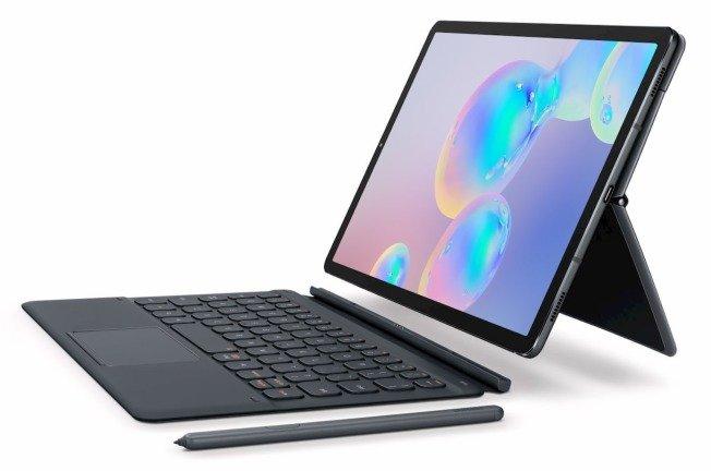 Samsung lança Galaxy Tab S6 para rivalizar com o iPad Pro