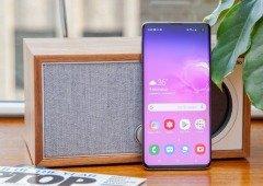 Samsung lançará smartphone com câmara embutida no ecrã em 2020