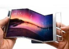 Samsung mostra como poderá ser o futuro dos seus smartphones dobráveis (vídeo)