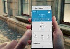 Samsung mostra misterioso e futurista smartphone em vídeo promocional