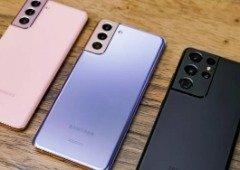 Samsung não acredita que vai conseguir vender muitos Galaxy S21 este ano