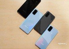 Samsung não revelou toda a verdade sobre as lentes telefoto do Galaxy S20 e S20+