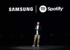 Samsung oferece 6 meses de Spotify Premium para clientes Galaxy S10