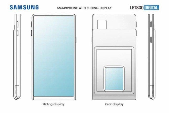 Patente da Samsung