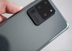 Samsung patenteia uma ideia louca para as câmaras dos seus smartphones