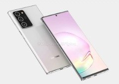 Samsung pode estar a preparar uma grande surpresa no Galaxy Note 20