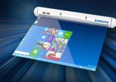 """Samsung pode surpreender tudo e todos, sendo a primeira com um smartphone """"rolável"""""""