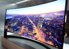 Samsung poderá lançar uma inacreditável Smart TV flexível!