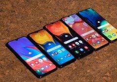 Samsung prepara 9 adições à família Galaxy A! Conhece os seus nomes