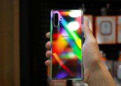 Samsung prepara câmara para smartphones de 144 megapixels