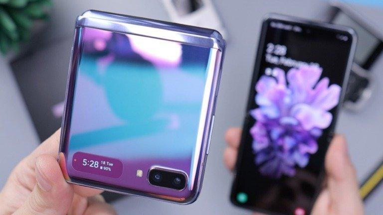 Samsung prepara grandes novidades com os Galaxy Z Flip 2 e Galaxy Z Fold 3