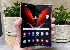 Samsung prepara o lançamento de três novos smartphones dobráveis