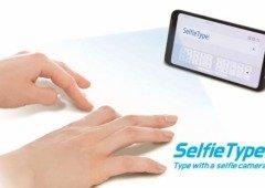 Samsung prepara-se para apresentar um teclado do futuro