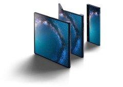Samsung prepara um smartphone dobrável como o Huawei Mate X já para setembro