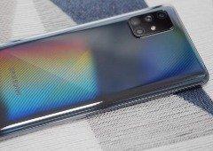 Samsung prepara uma melhoria importante na câmara dos seus futuros gama média