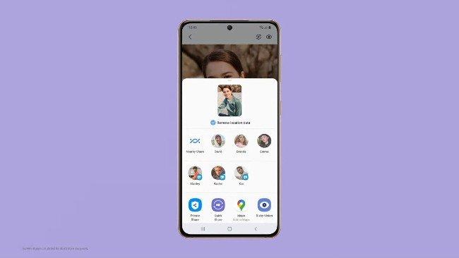 Samsung Private Share