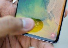 Samsung quer combinar leitor de impressão digital com código PIN, revela patente