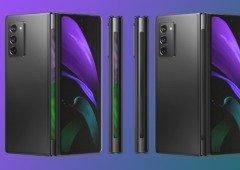 Samsung quer dar mais funcionalidades à dobradiça dos seus dobráveis