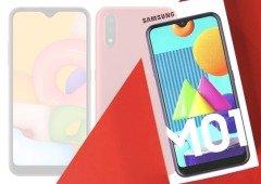 Samsung quer inundar o mercado com smartphones gama-baixa! Mais um, a caminho!