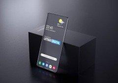 Samsung quer lançar um smartphone que te vai deixar surpreendido