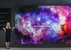 Samsung quer transformar a tua casa num cinema com TV de 219 polegadas!