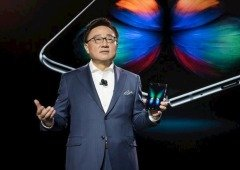 Samsung resolveu os problemas e o Galaxy Fold vai ser lançado em breve