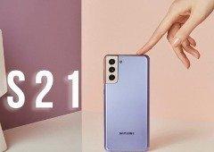 Samsung revela números de vendas impressionantes em 2021