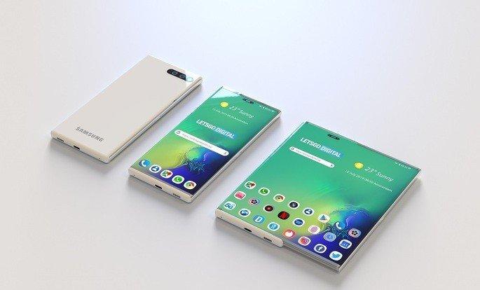 Samsung slide