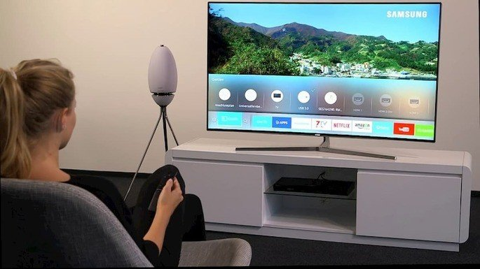Samsung SmartTVs Google Assistant