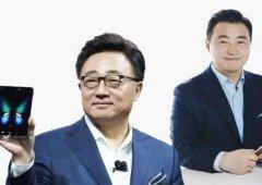 Samsung tem um novo diretor de smartphones! Adeus DJ Koh e obrigado!
