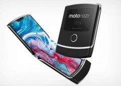 Samsung tem uma resposta para o fantástico Motorola Razr dobrável