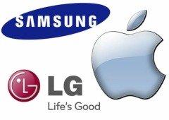 Samsung tenta algo inédito após negociações entre Apple e LG