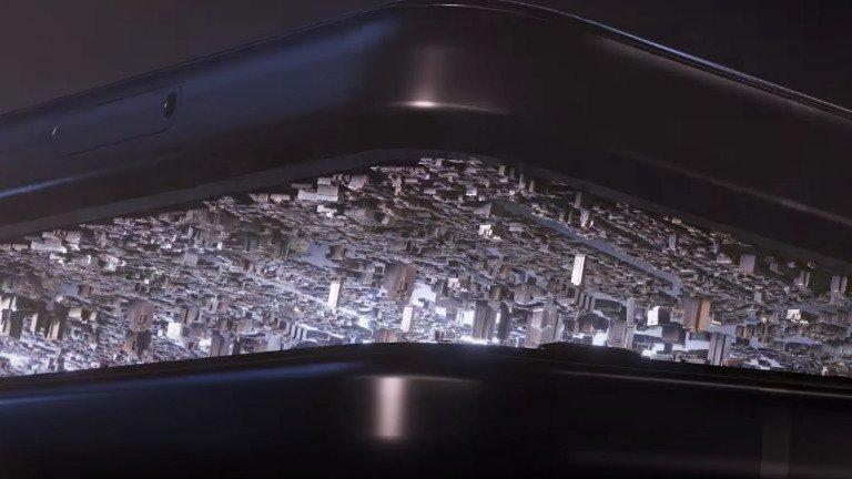 Samsung usa Nokia 3310 e BlackBerry em vídeo do novo dobrável