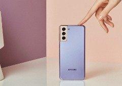 Samsung utilizará ainda mais plástico nos próximos smartphones Galaxy S22