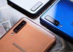 Samsung Galaxy A9 Pro é o primeiro com ecrã Infinity-O fora da China