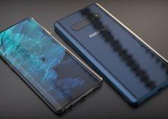 Samsung Galaxy S10: Pontuações do AnTuTu com Snapdragon e Exynos