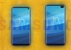 Samsung Galaxy S10 gravará vídeos em 8K e 4K a 150fps