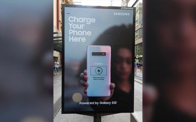 publicidade sydney austrália