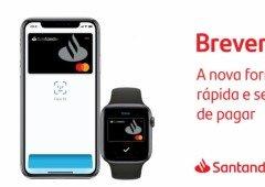 Santander é mais um banco a aderir ao Apple Pay! Vê todos os bancos disponíveis