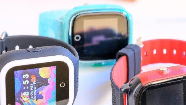 SaveFamily GPS smartwatch
