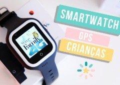SaveFamily: smartwatch com GPS para crianças com bom preço / qualidade