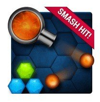 HEXASMASH 2 • Ball Shooter Physics Puzzle