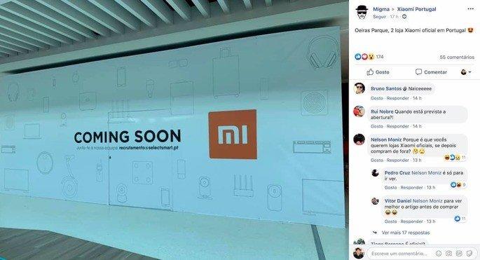 Xiaomi loja