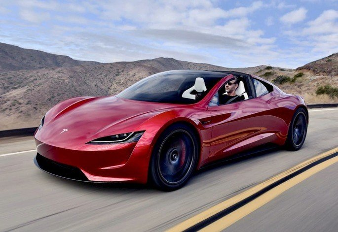 Tesla Roadster´