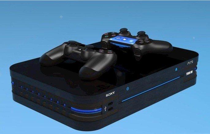 Possível PlayStation 5