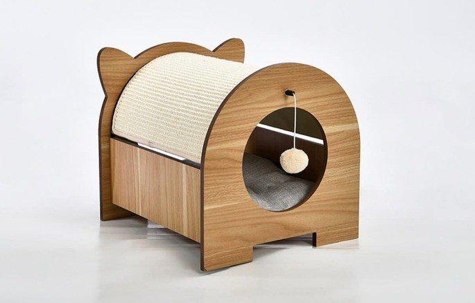 Xiaomi casa para gatos